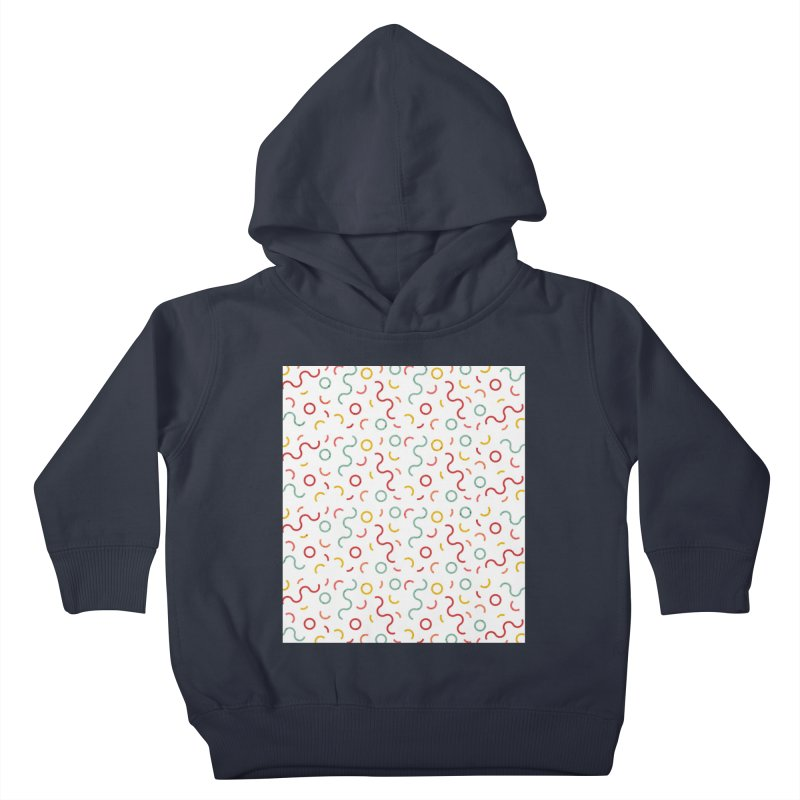 Funky DNA Kids Toddler Pullover Hoody by Tobe Fonseca's Artist Shop