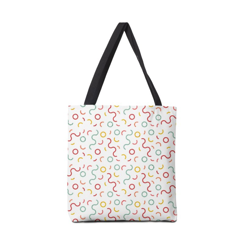 Funky DNA Accessories Bag by Tobe Fonseca's Artist Shop