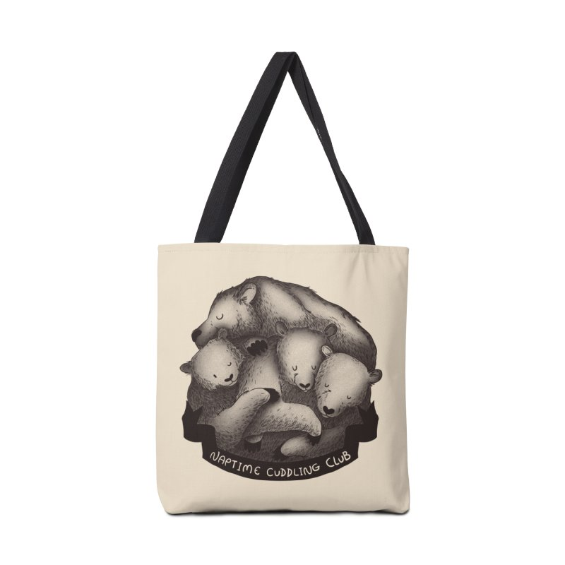 Naptime Cuddling Club Accessories Bag by Tobe Fonseca's Artist Shop