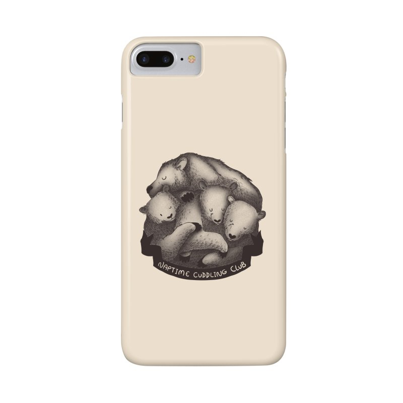 Naptime Cuddling Club Accessories Phone Case by Tobe Fonseca's Artist Shop