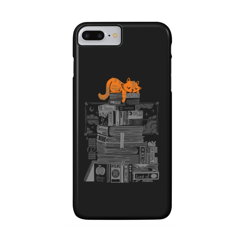 Sleeping on my threasure black and white Accessories Phone Case by Tobe Fonseca's Artist Shop