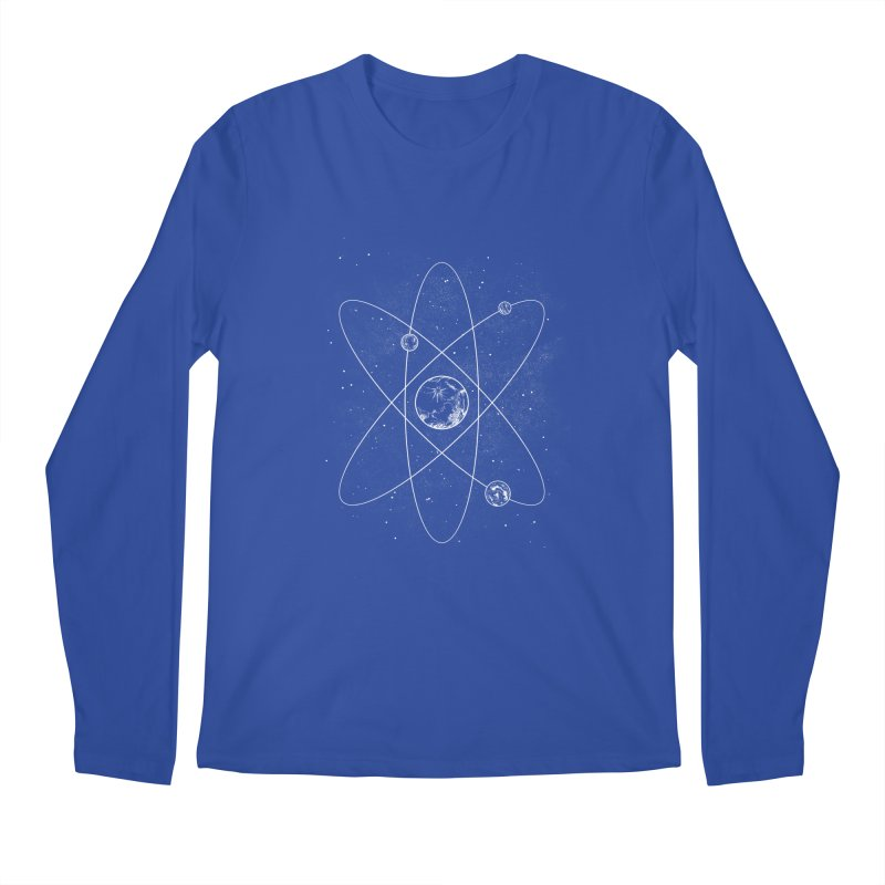 Atom Men's Longsleeve T-Shirt by Tobe Fonseca's Artist Shop