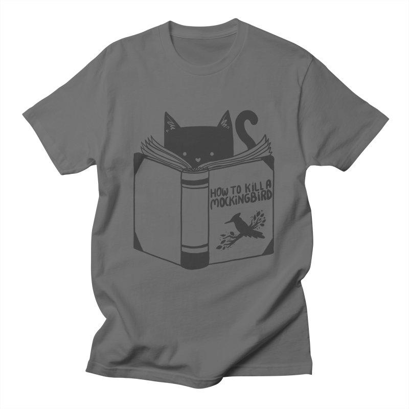 How To Kill a Mockingbird Men's T-Shirt by Tobe Fonseca's Artist Shop