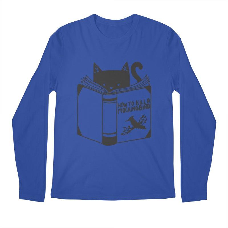 How To Kill a Mockingbird Men's Longsleeve T-Shirt by Tobe Fonseca's Artist Shop