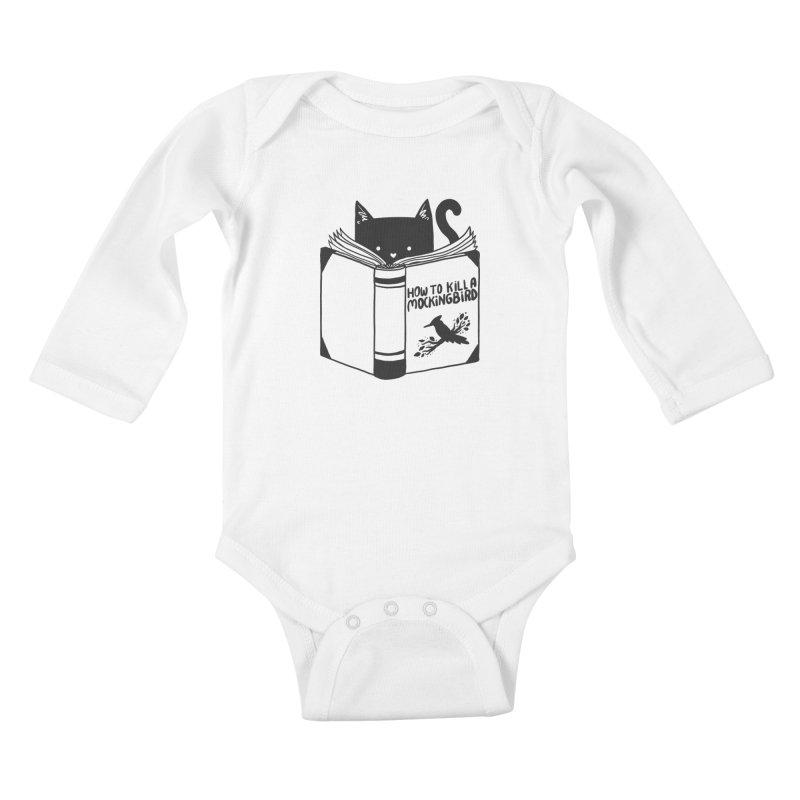 How To Kill a Mockingbird Kids Baby Longsleeve Bodysuit by Tobe Fonseca's Artist Shop