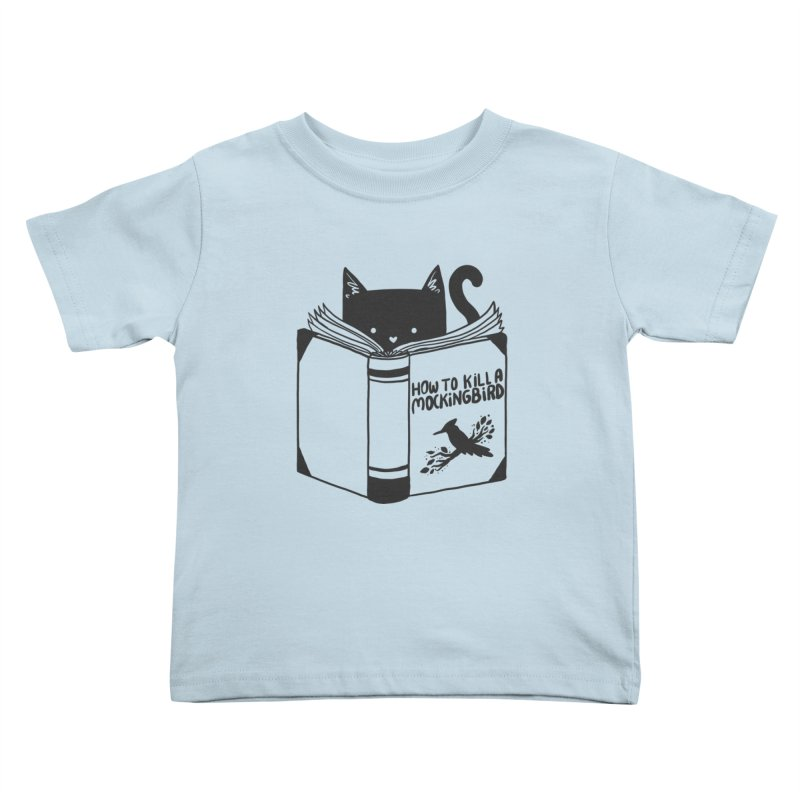 How To Kill a Mockingbird Kids Toddler T-Shirt by Tobe Fonseca's Artist Shop