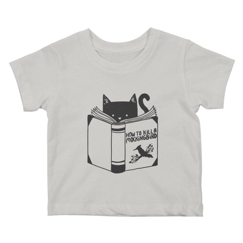 How To Kill a Mockingbird Kids Baby T-Shirt by Tobe Fonseca's Artist Shop