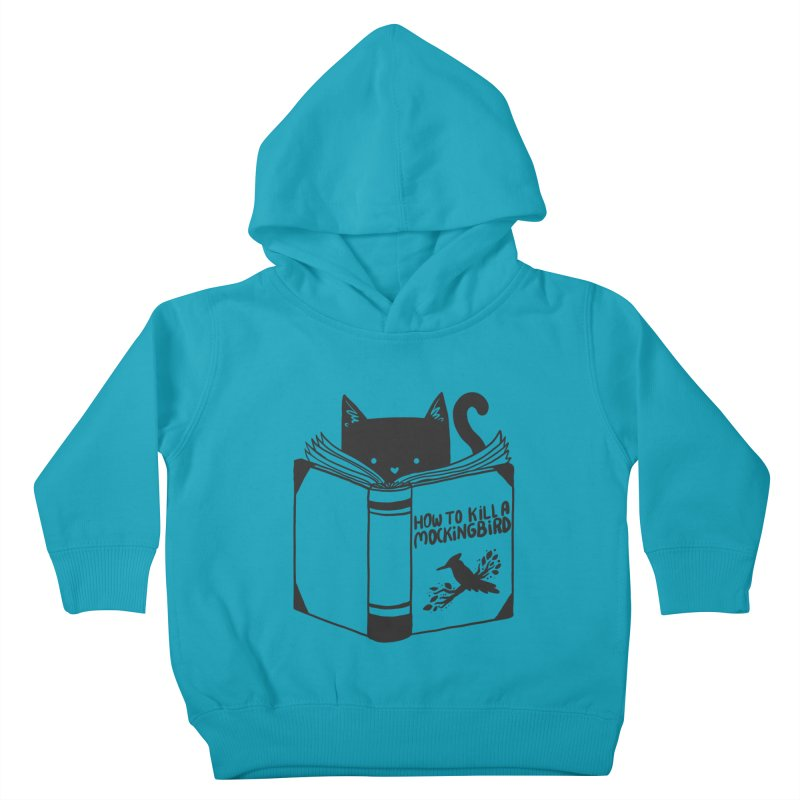 How To Kill a Mockingbird Kids Toddler Pullover Hoody by Tobe Fonseca's Artist Shop