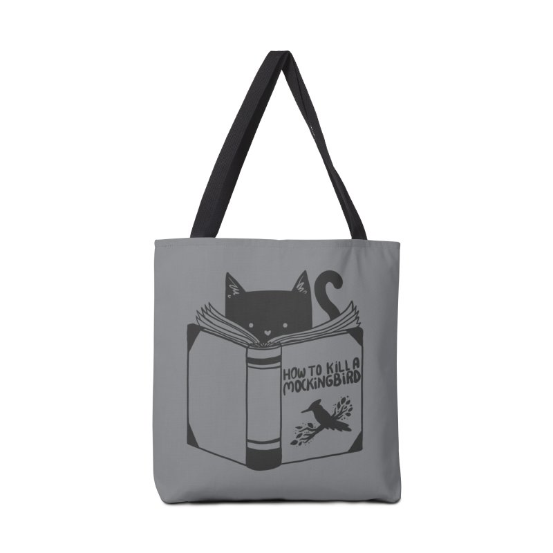 How To Kill a Mockingbird Accessories Bag by Tobe Fonseca's Artist Shop