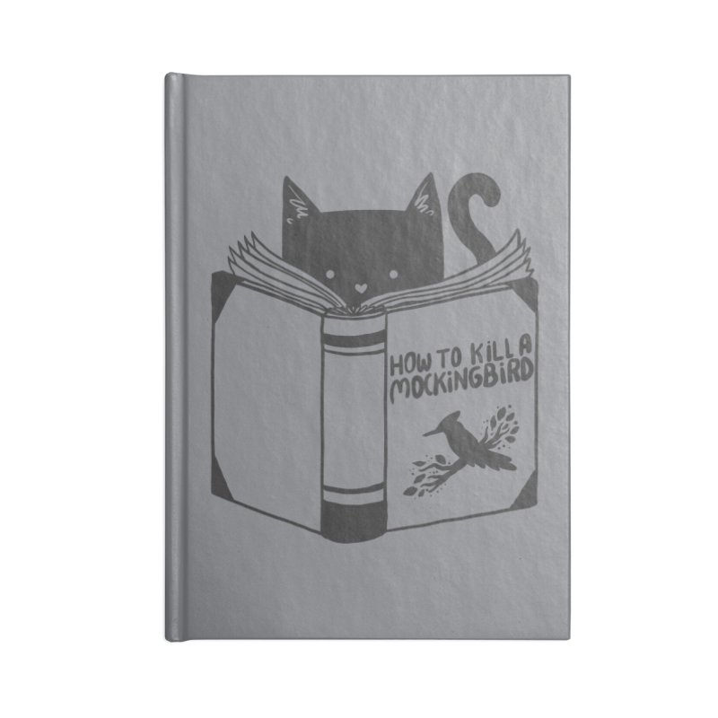 How To Kill a Mockingbird Accessories Notebook by Tobe Fonseca's Artist Shop