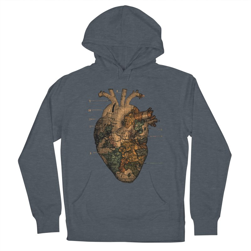Ill Find You Women's Pullover Hoody by Tobe Fonseca's Artist Shop