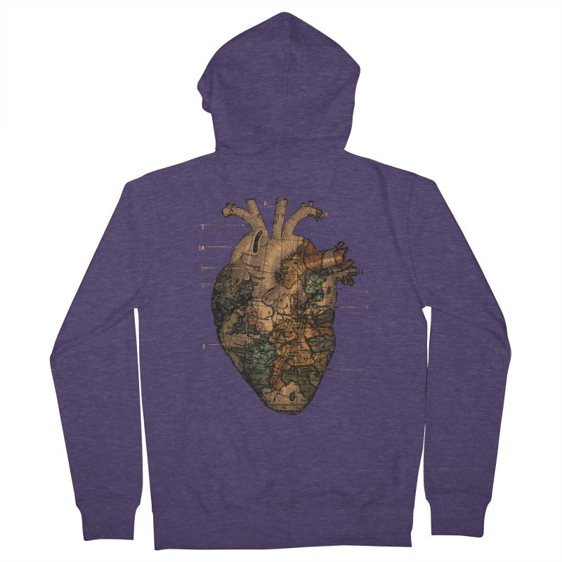 Ill Find You Men's Zip-Up Hoody by Tobe Fonseca's Artist Shop