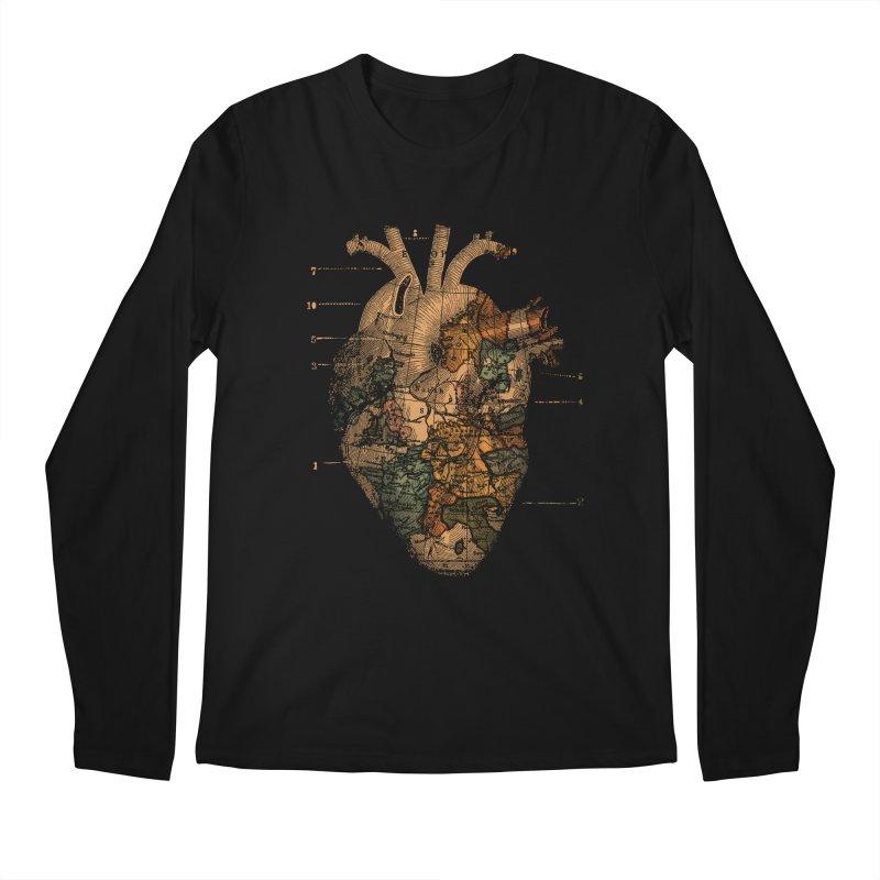 Ill Find You Men's Longsleeve T-Shirt by Tobe Fonseca's Artist Shop