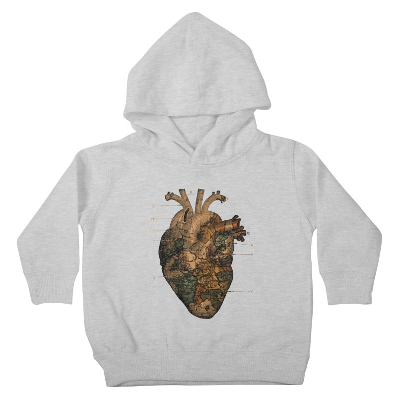 Ill Find You Kids Toddler Pullover Hoody by Tobe Fonseca's Artist Shop