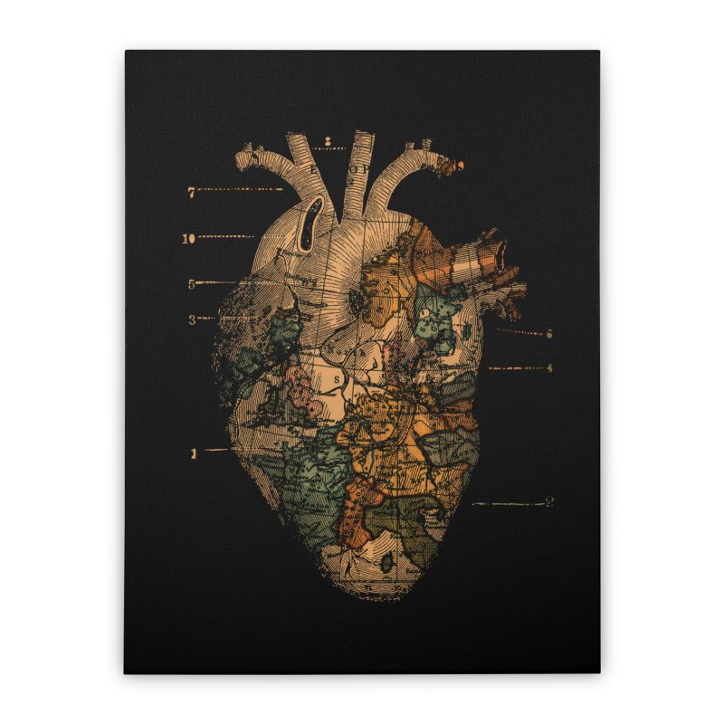 Ill Find You Home Stretched Canvas by Tobe Fonseca's Artist Shop