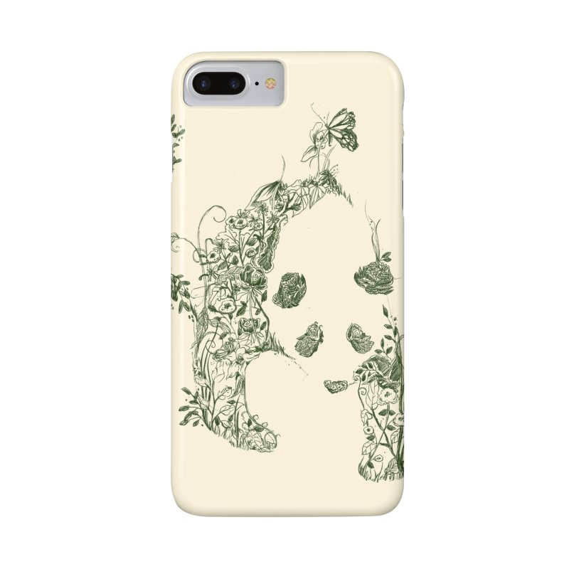 Sketch of Nature Accessories Phone Case by Tobe Fonseca's Artist Shop