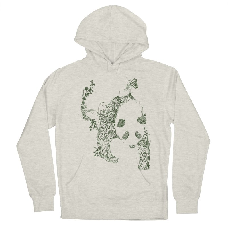 Sketch of Nature Men's Pullover Hoody by Tobe Fonseca's Artist Shop