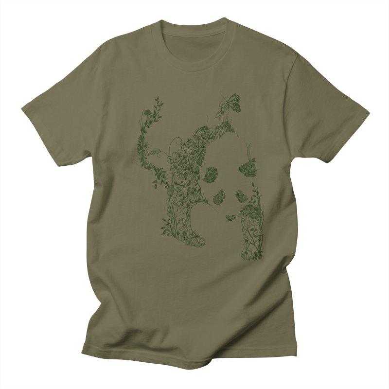 Sketch of Nature Women's Unisex T-Shirt by Tobe Fonseca's Artist Shop