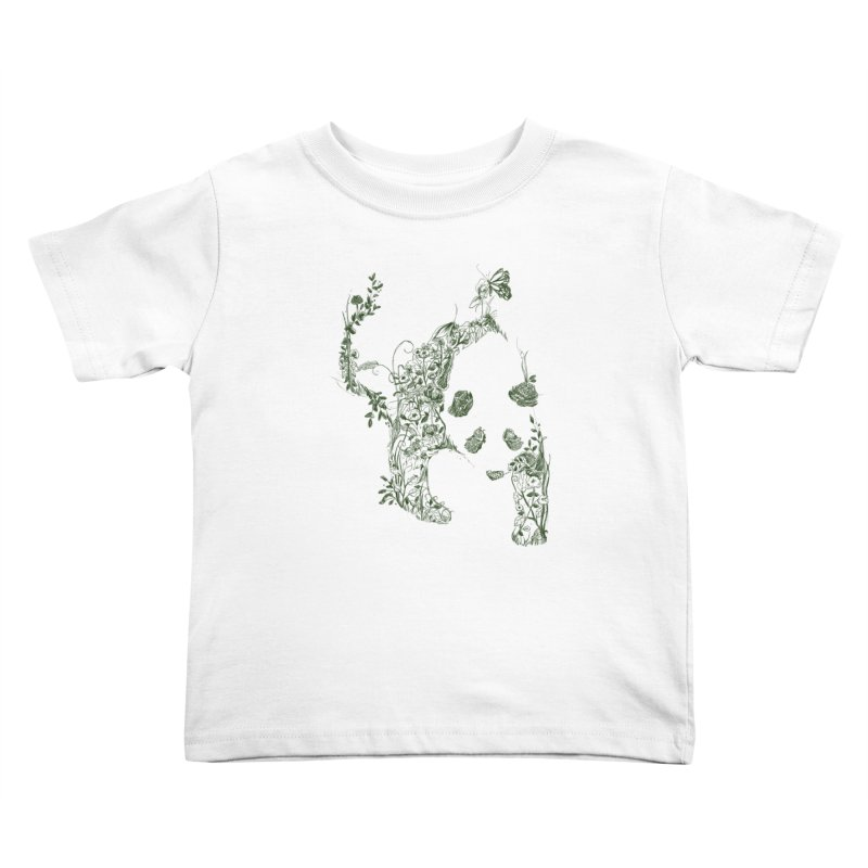 Sketch of Nature Kids Toddler T-Shirt by Tobe Fonseca's Artist Shop