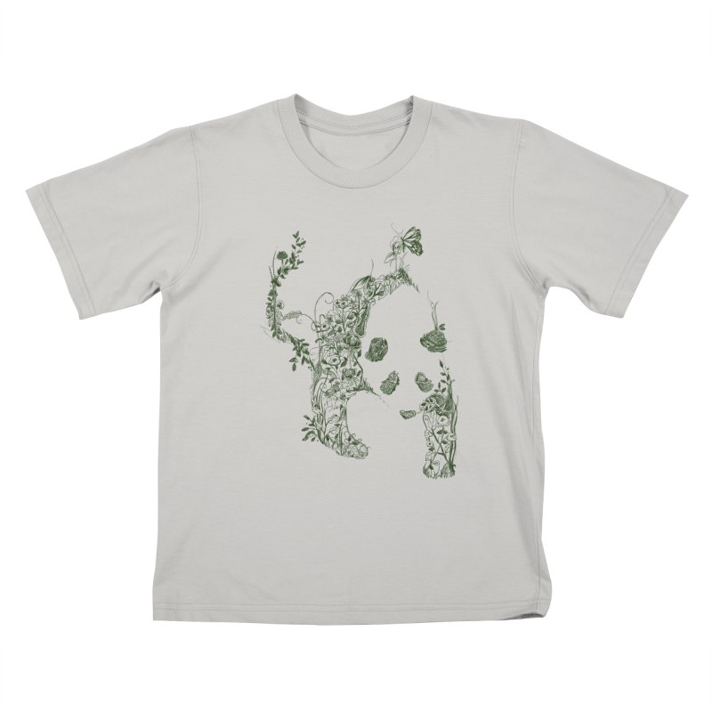 Sketch of Nature Kids T-shirt by Tobe Fonseca's Artist Shop