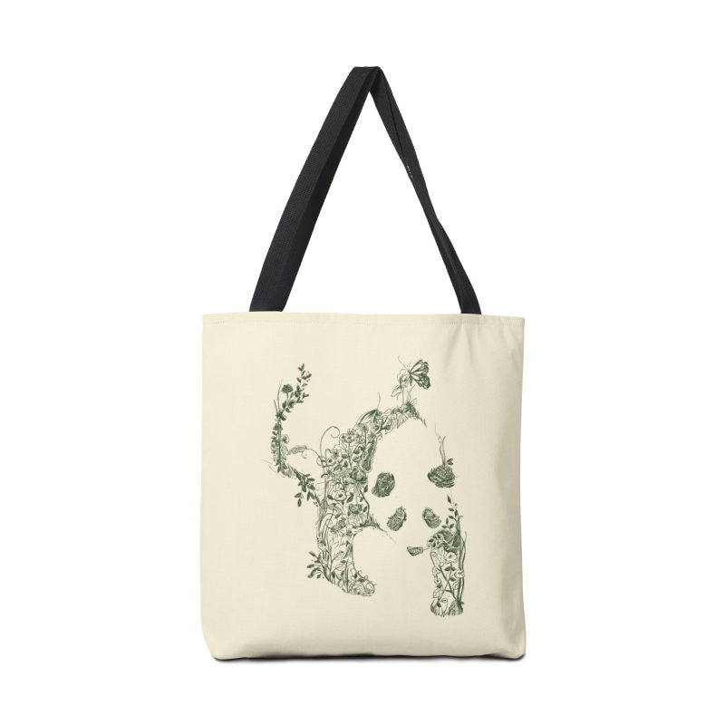 Sketch of Nature Accessories Bag by Tobe Fonseca's Artist Shop