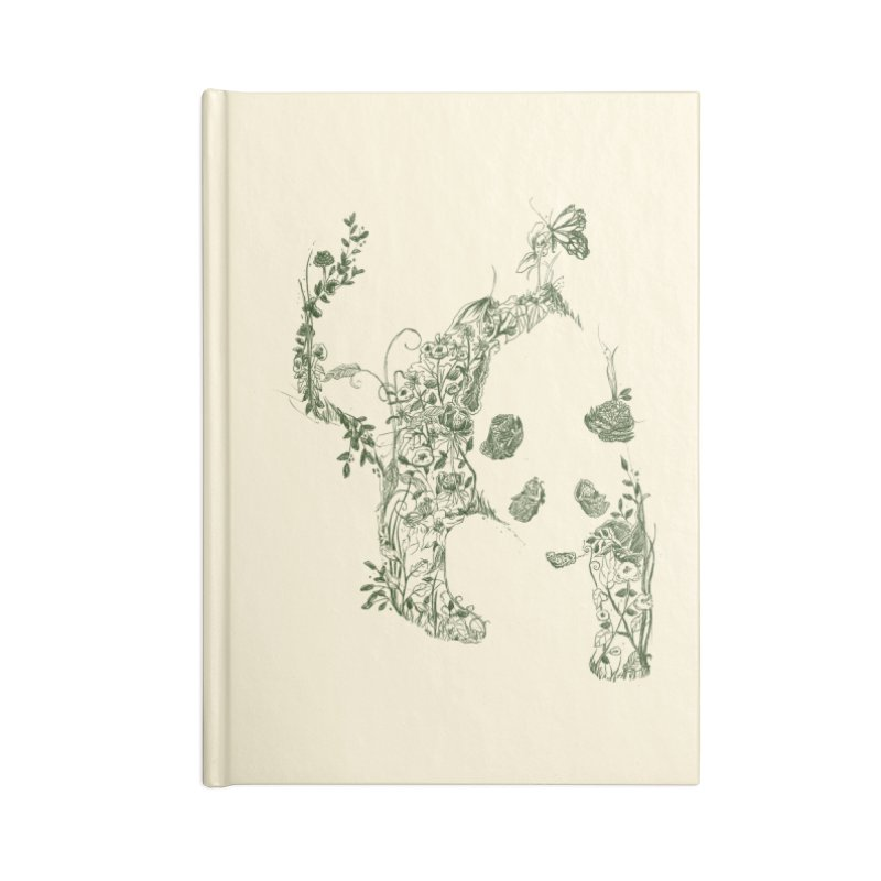 Sketch of Nature Accessories Notebook by Tobe Fonseca's Artist Shop