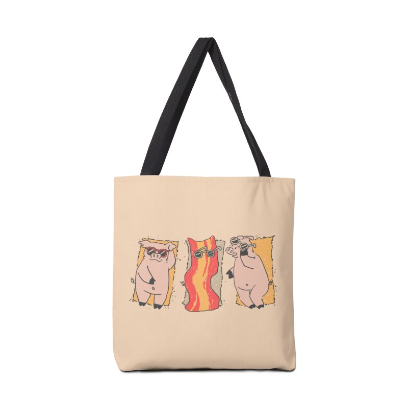 Sunscreen Accessories Bag by Tobe Fonseca's Artist Shop