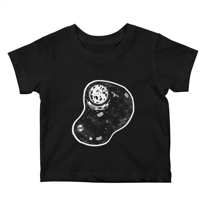 Our Cell Kids Baby T-Shirt by Tobe Fonseca's Artist Shop