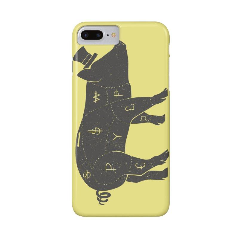 Piggy Bank Accessories Phone Case by Tobe Fonseca's Artist Shop