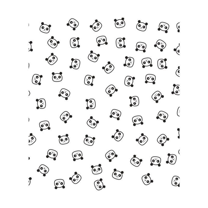 Pandamonio Panda Pattern by Tobe Fonseca's Artist Shop