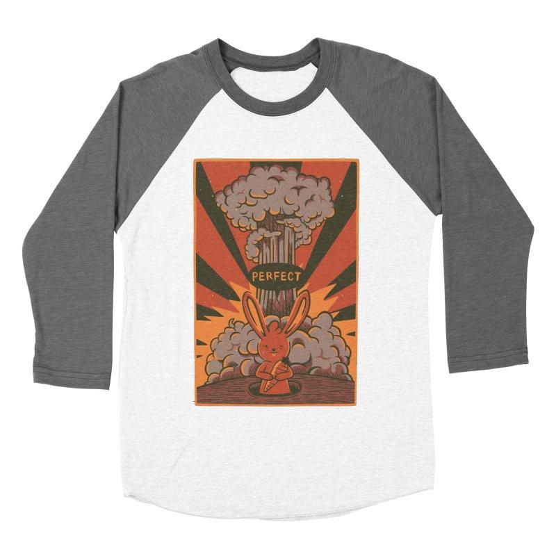 Perfect Women's Baseball Triblend T-Shirt by Tobe Fonseca's Artist Shop