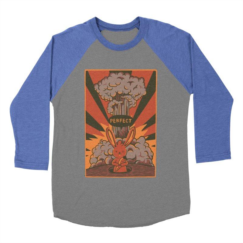 Perfect Men's Baseball Triblend T-Shirt by Tobe Fonseca's Artist Shop