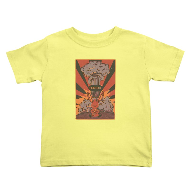 Perfect Kids Toddler T-Shirt by Tobe Fonseca's Artist Shop