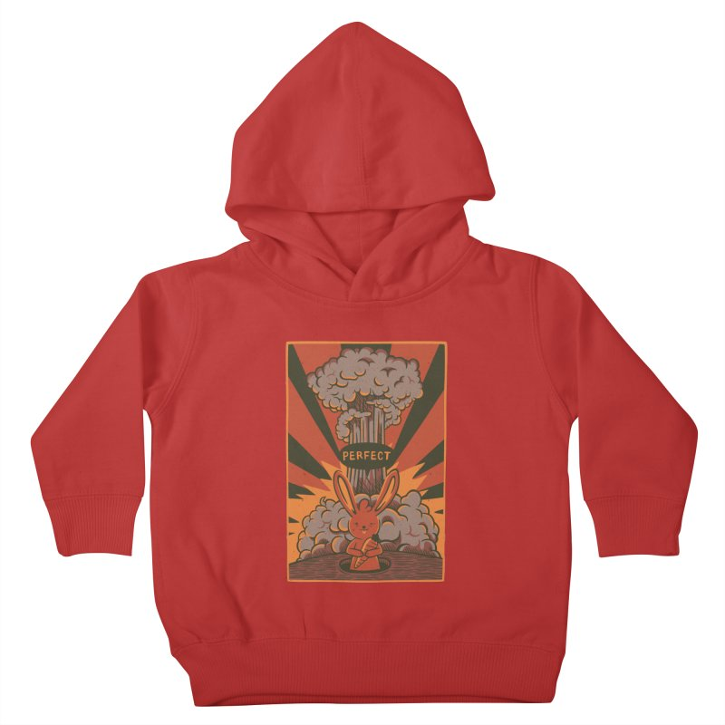 Perfect Kids Toddler Pullover Hoody by Tobe Fonseca's Artist Shop