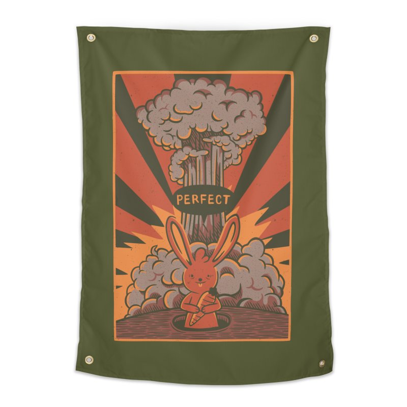 Perfect Home Tapestry by Tobe Fonseca's Artist Shop