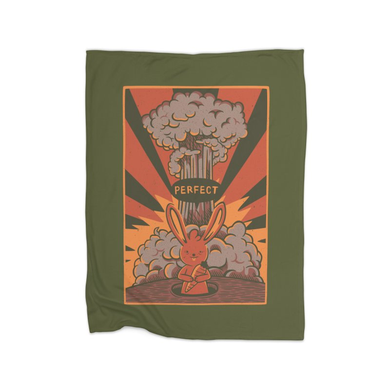 Perfect Home Blanket by Tobe Fonseca's Artist Shop