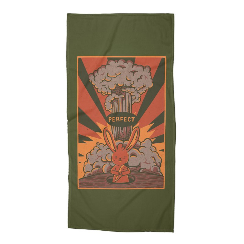 Perfect Accessories Beach Towel by Tobe Fonseca's Artist Shop