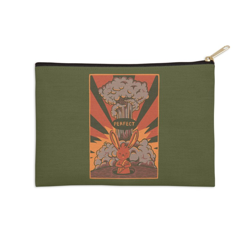 Perfect Accessories Zip Pouch by Tobe Fonseca's Artist Shop