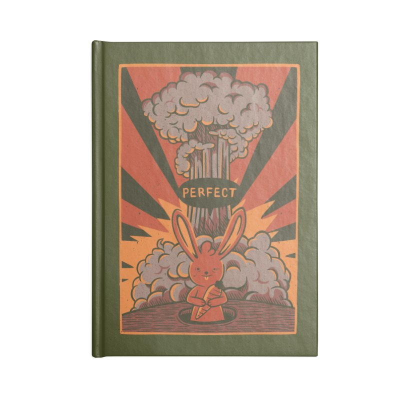 Perfect Accessories Notebook by Tobe Fonseca's Artist Shop