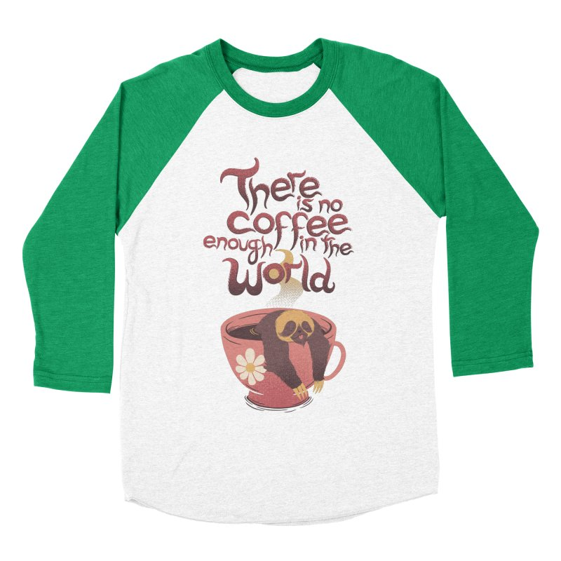 Infinite Nap Women's Baseball Triblend T-Shirt by Tobe Fonseca's Artist Shop