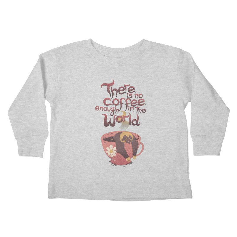 Infinite Nap Kids Toddler Longsleeve T-Shirt by Tobe Fonseca's Artist Shop