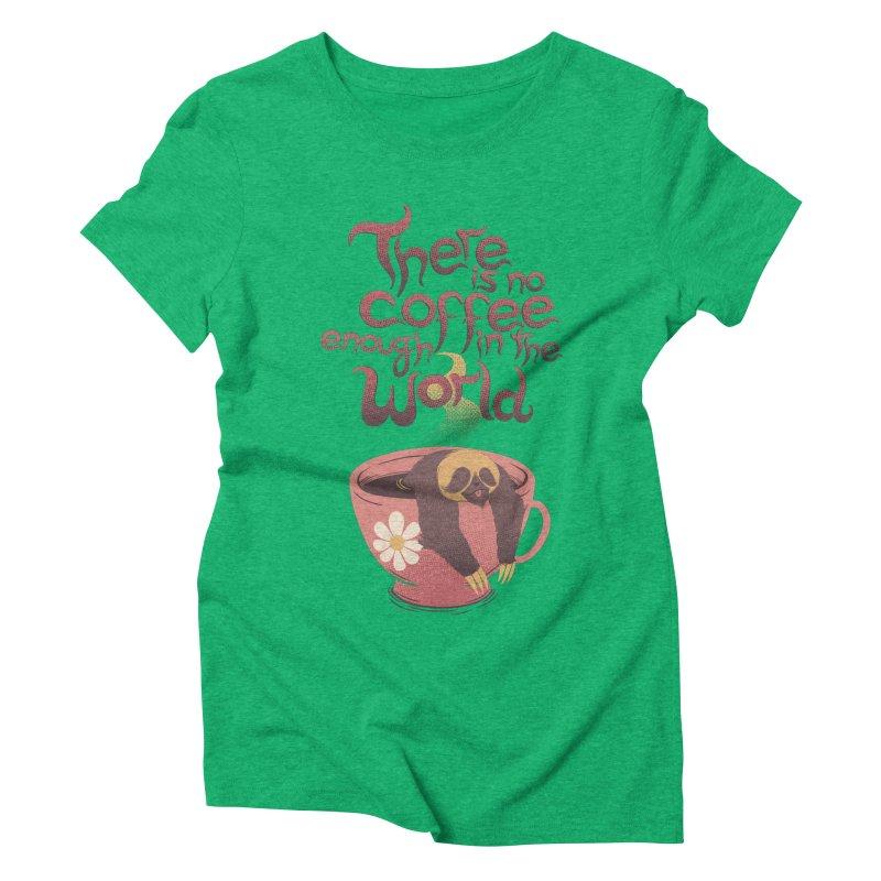 Infinite Nap Women's Triblend T-shirt by Tobe Fonseca's Artist Shop