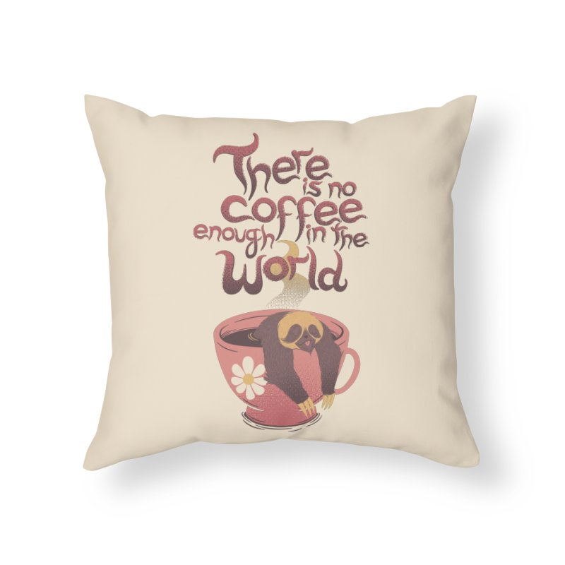 Infinite Nap Home Throw Pillow by Tobe Fonseca's Artist Shop