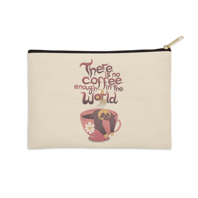 Infinite Nap Accessories Zip Pouch by Tobe Fonseca's Artist Shop
