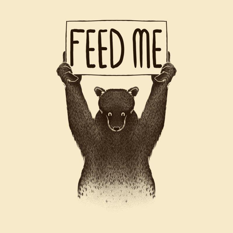 Feed Me Bear by Tobe Fonseca's Artist Shop