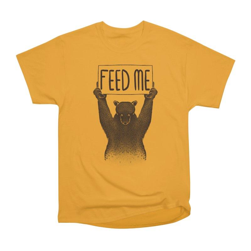 Feed Me Bear Men's Classic T-Shirt by Tobe Fonseca's Artist Shop