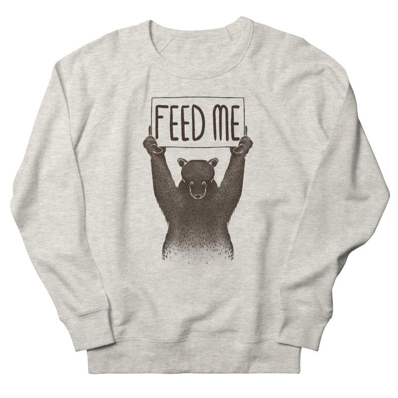 Feed Me Bear Women's Sweatshirt by Tobe Fonseca's Artist Shop