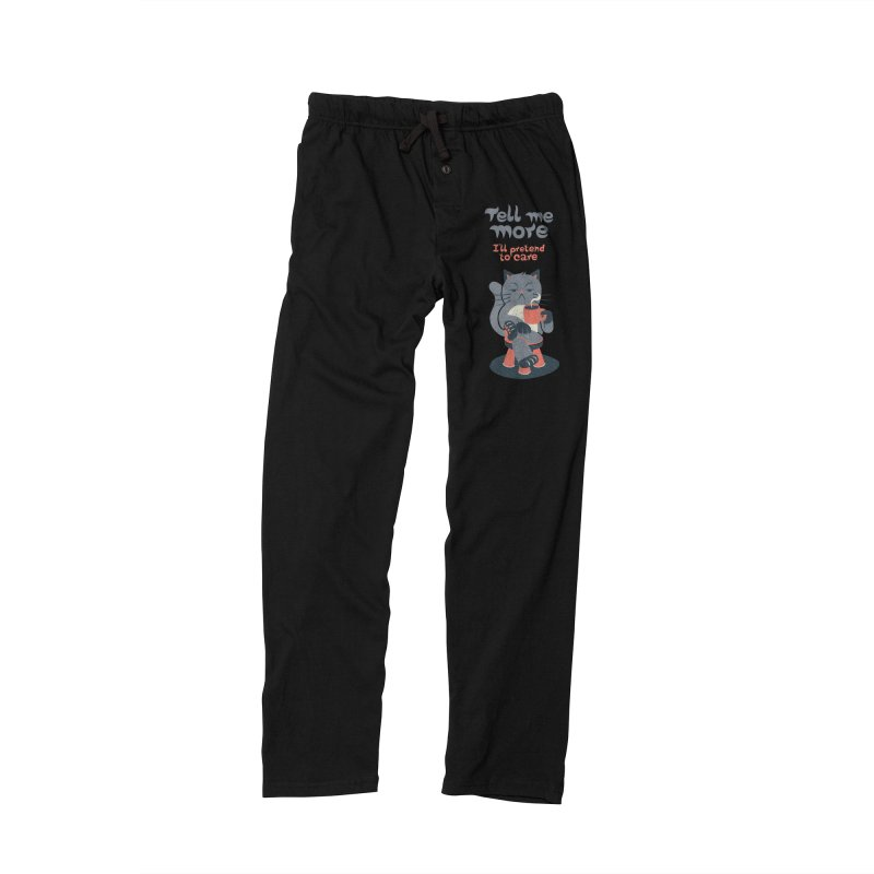 Ironicat Women's Lounge Pants by Tobe Fonseca's Artist Shop