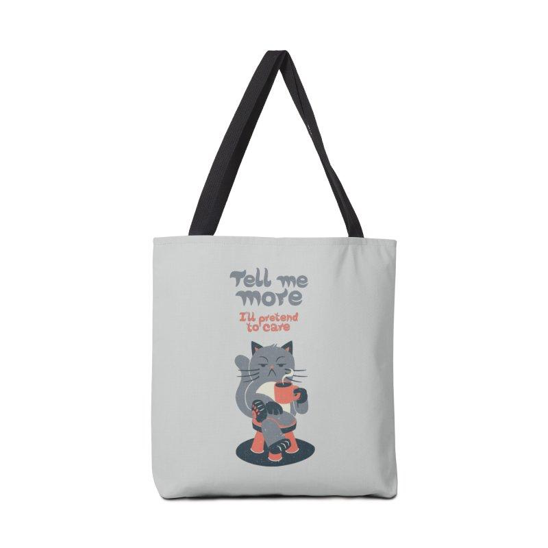 Ironicat Accessories Bag by Tobe Fonseca's Artist Shop