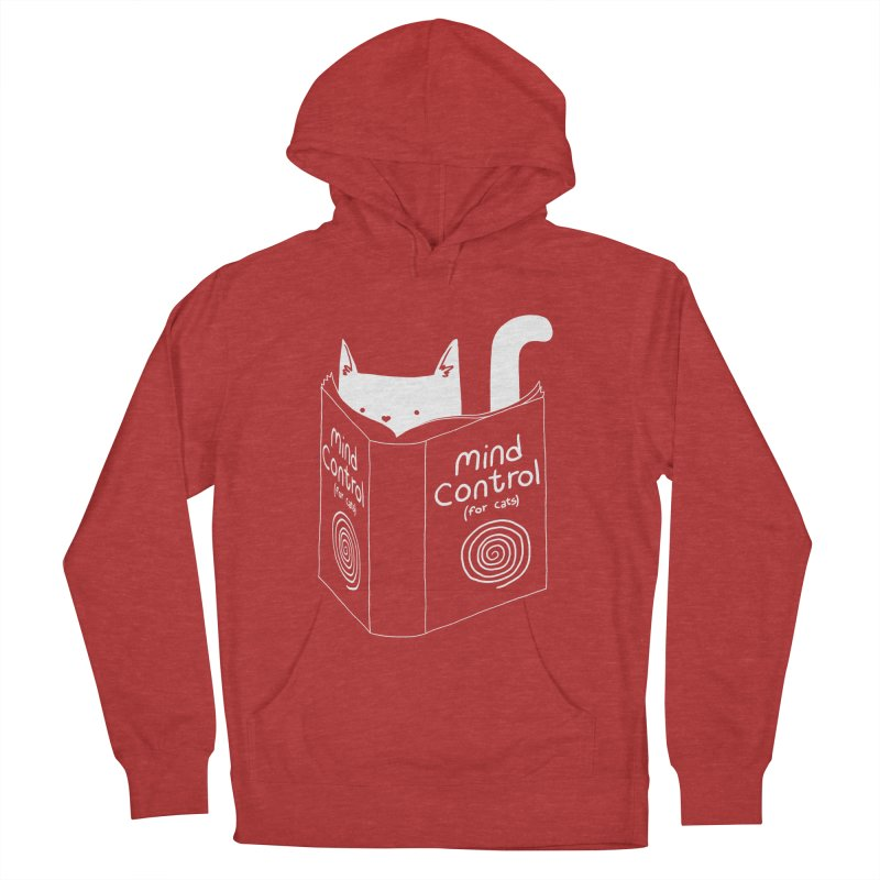Mind Control for Cats Women's Pullover Hoody by Tobe Fonseca's Artist Shop